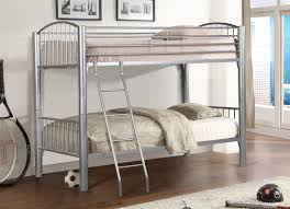 Bunk Beds Columbus Ohio by Donco Kids Metal Twin Over Twin Bunk Bed Wayfair