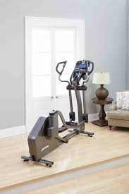 fitness e5 ellipsen crosstrainer mit track plus konsole