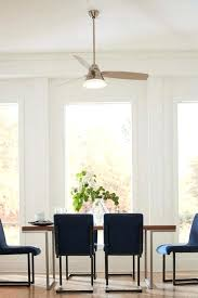 Ceiling Fan Dining Room In Light