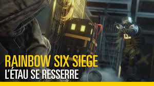 siege de rainbow six siege trailer de gameplay