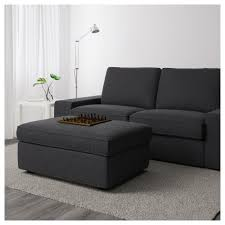 Can You Wash Ikea Kivik Sofa Covers by Kivik Ottoman With Storage Orrsta Light Gray Ikea