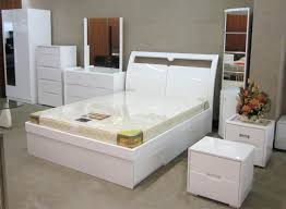 BedroomElegant White Color Schemes For Antique Small Bedroom Storage Ideas Creative