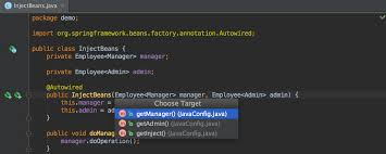 Java Decorator Pattern With Generics by What U0027s New In Intellij Idea 2016 2 For Spring Developers Dzone Java