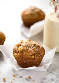 These Brown Sugar Apple Muffins Are Magical