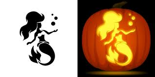 Sugar Skull Pumpkin Carving Patterns by Fantasy Pumpkin Carving Patterns