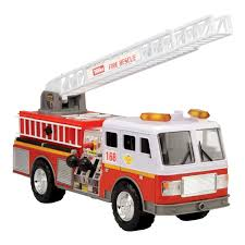 100 Tonka Fire Rescue Truck Mighty Motorized E2 EBay
