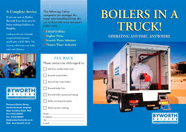 Truck Mounted Boilers - Byworth Boilers - PDF Catalogs | Technical ... Aut Truck Mounted Cherry Picker Platform For Sale Smart Platform 2018 Peterbilt 367 Crane Truck With Elliott 1881 For Sale For Om Siddhivinayak Liftersom Lifters Used Cela Dt 25 Truck Mounted Aerial Platforms Year Sale And Hire Midland Manufacturer Supply Military Dfac Mini 32tons Telescopic 26m Vlv 20m Custom Putzmeister Concrete Pumps Mounted Truckmount Falcon Asphalt Repair Equipment
