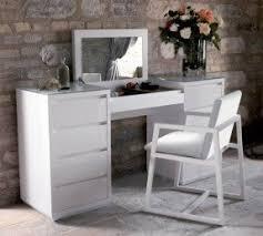 Modern Makeup Vanity Table Foter