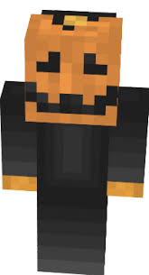 Minecraft Pumpkin Pie Banner by Pumpkin Man Nova Skin