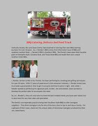 Bbq Catering, Delivery And Food Truck By Jrender Sbbq - Issuu Best Food Truck Builder Mobile Kitchen Trucks In Pladelphia Pa Food Truck Size Ibovjonathandeckercom How Much Does A Cost To Operate Food Truck Pinterest Deacon Baldys Bar Starting Business Infographics Mania May 8 Start Your Free Workshop The Lot Management Program Must Have Own Dirty Smoke Bbq Blog Review Ranch A Go What You Need Know About Big Sky Stampin Taco Tampa Area For Sale Bay