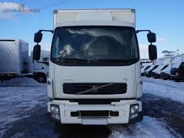 VOLVO FL 240 Closed Box Trucks For Sale From Russia, Buy Closed Box ...