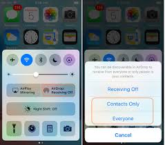 How to transfer apps to new iPhone using AirDrop