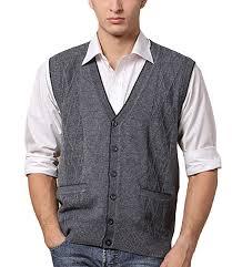 nidicus men lightweight cool dri solid knitwear button neck