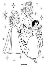 Bella Sara Native Lights Coloring Pages Princesses Aurora Belle Snow White Flowers Baby Princess Full