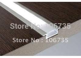 2018 Aluminum Led Recessed Floor Strip Light Profile Milky
