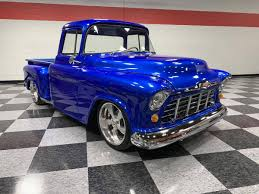 1956 Chevrolet Pickup For Sale #2203175 - Hemmings Motor News