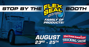 GATS (Great American Trucking Show) - Official Site - Flex Seal ...