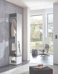 meuble d entrée design blanc anthracite estonio meuble d entrée