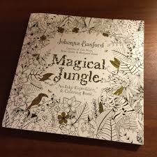 On August 9 2016 Johanna Basfords Latest Adult Coloring Book Magical Jungle Will Be For Sale