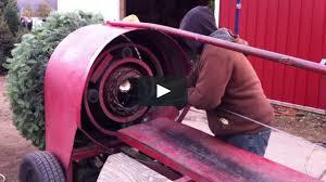 Christmas Tree Baler For Sale by Anyqs Christmas Tree Baler On Vimeo