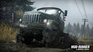 100 Truck Mudding Games Spintires MudRunner S Its Way On To Xbox One PS4 And PC
