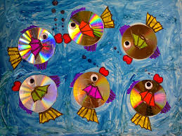 Recycle Craft Ideas Kids Art Gift With Easy Recycled