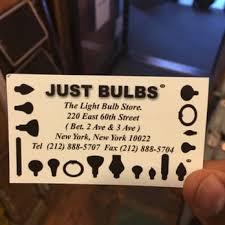 just bulbs the light bulb store 11 photos 51 reviews