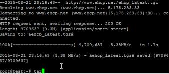 Install Lamp Ubuntu 1404 by Ehcp Installation Guide On Ubuntu 14 04 Vps