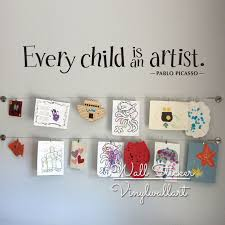 Baby Nursery Quote Wall Sticker Children Quotes Decal Inspirational Kids Room DIY Easy
