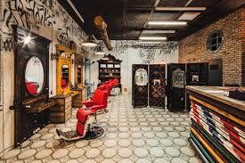 design barber shop inside hair salon floor plan design a hair