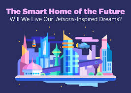 The Smart Home Of The Future: Will We Live Our Jetsons-Inspired ... Home Graphic Design Gkdescom Archives Freelance Designer Malaysia Facebook Communique Creative For Science Communication Brilliant Work From Ideas Stupendous Branding Santa Fe University Of Art And About Blank Office Jobs Cairo Fundamentals Coursera Decor Responsive Website Template 46692