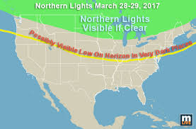Where and when to see northern lights tonight in Michigan Midwest