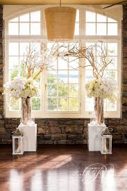 Glamorous Wedding Ideas Ceremony BackdropIndoor