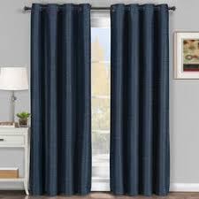 Sears White Blackout Curtains by Blue Drapes U0026 Panels Blackout Sears