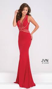 elegant red carpet ready prom dress jovani style jvn92479 at