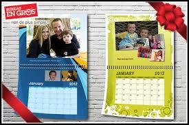 calendrier de bureau personnalisé 13 pour un calendrier personnalisé deluxe 11 x17 au centre de