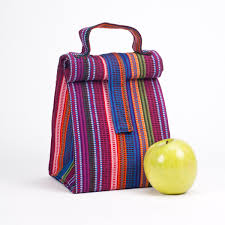 A Fair Trade Lunch And BacktoSchool Bags