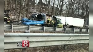 Police Identify Truck Driver Killed In Massachusetts Crash