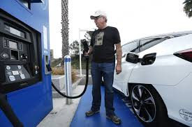 Print State Giving Hydrogen Fuel Cell Vehicles A Push ...