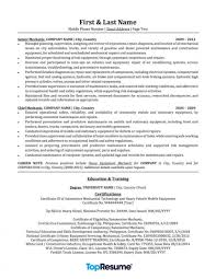 Mechanic Resume Templates Automotive Services Repair Page2 Incredible Motorcycle Objective Job Description Military Examples 1920