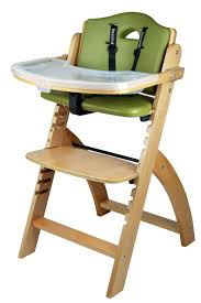 Graco Wooden High Chair – Mommyi Shere