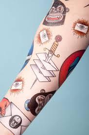 Temporary Tattoos For MailChimp