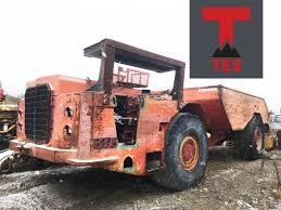 100 Haul Truck EJC 430 Used Mining S For Sale In Sudbury