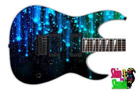 Guitar Skin 3d Steam Abstractone Matrix