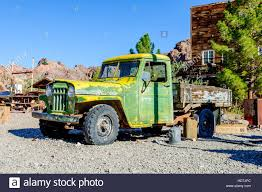 100 Used Pickup Truck Beds For Sale Old Pickup Truck With Wooden Truck Bed And Faded Peelpaint In Desert