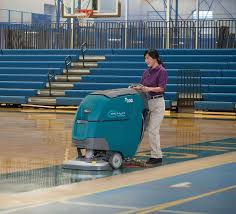 Automatic Floor Scrubber Detergent by T300 T300e High Performance Walk Behind Scrubbers