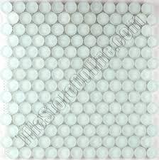 bubbles glass tile mosaic v06 white 1 glass bubbles