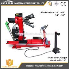 100 Truck Tire Changer Large Tyre Fitting Machine With Ce For Promotion Buy