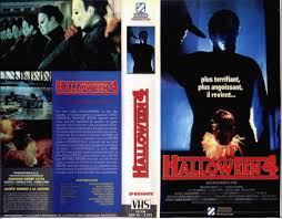 Wnuf Halloween Special Vhs by The Horrors Of Halloween Halloween 4 The Return Of Michael Myers