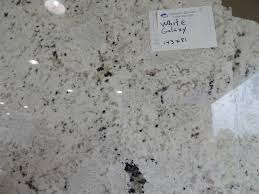White Galaxy Granite For Scandinavian Dining Room Design
